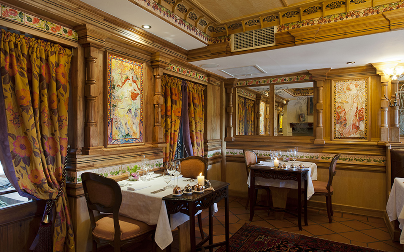 Top of the list signature for African cuisine restaurants